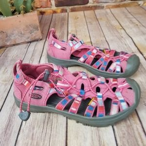 Keen hiking sandals size kids 3